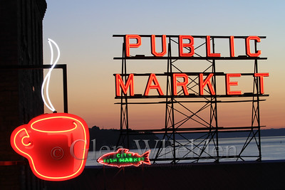Public Market, Seattle, WA