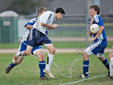CHS Boys Soccer 2007 JVA