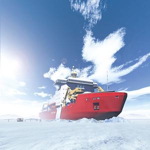 Polar Icebreaker - Montcalm