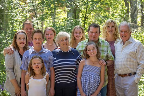 Daniels Family Portrait