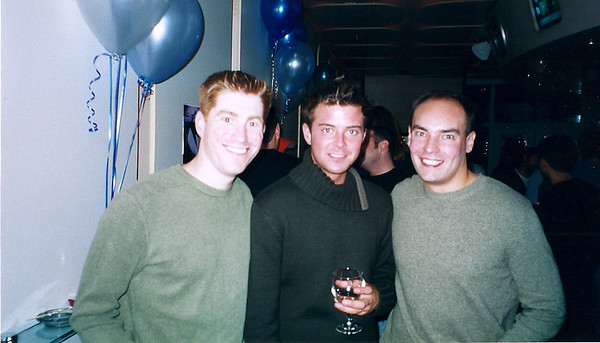 Manray Anniversary 2001