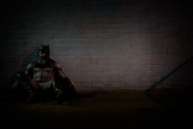 Batman & Comic Con