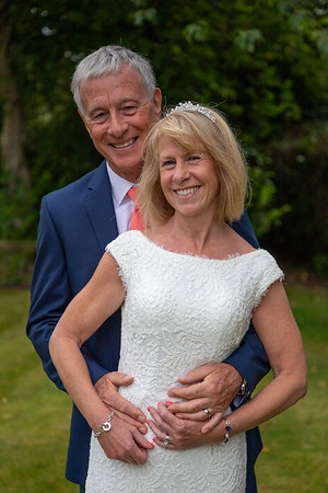 Debbie and Mike Wedding 2020-08-15