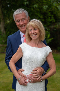 Debbie and Mike Wedding Day - August 15th 2020