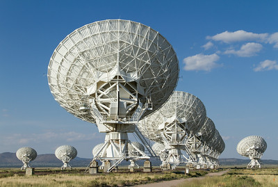 Very Large Array July 2014