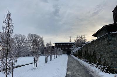 Around Campus - January