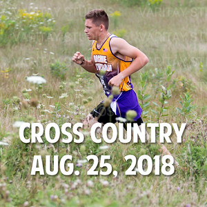 Lutheran Cross Country 8-25-2018