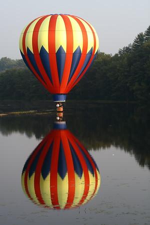 Pittsfield Balloon Festival 2007
