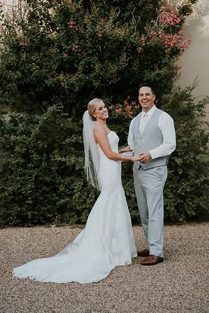 Jennifer & Beau Wedding Day