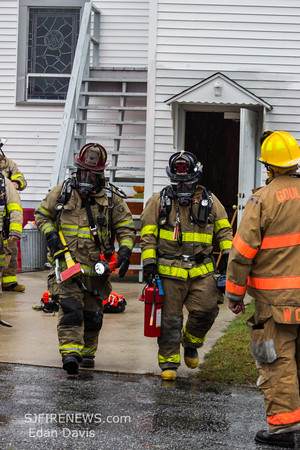 10-11-2014, Commercial Structure, Millville, Cumberland County, 801 Carmel Rd. St. Nicholas Church
