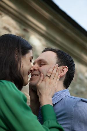 Stef and Zinovy Engagement Shoot