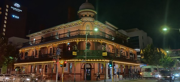 2018 Perth, Australia (and the trip to get here)