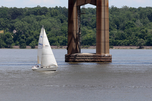 Chelsea Yacht Club Race 6.24.2012