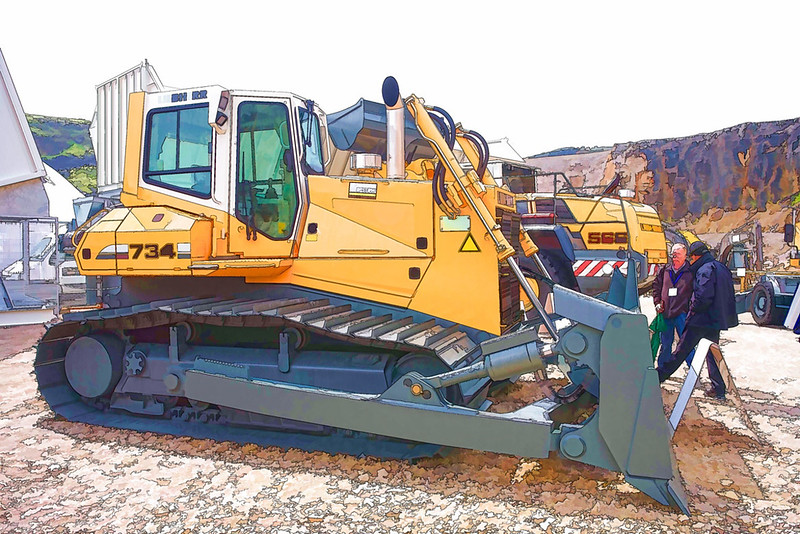 Excavators project