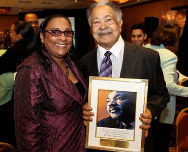 WERE YOU THERE!  2012 Civil Rights Leadership Awards Breakfast