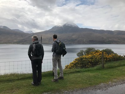 High points of Torridon and Wester Ross - May 2019