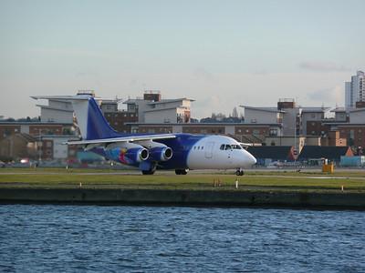 London City Airport (02-02-2008)