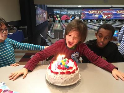 Skylar's 7th Birthday