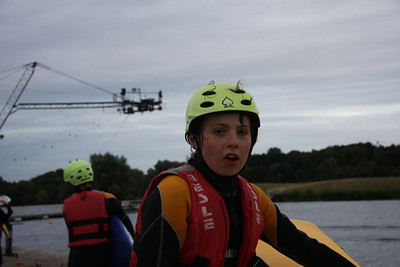 2008 - Water Skiing