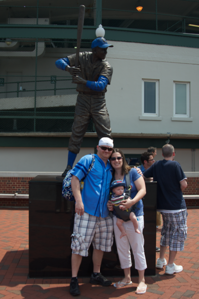 Cubs Game - July 7, 2013