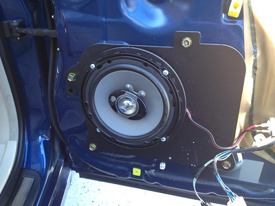 1998 Lexus GS400 Rear Speaker Installation