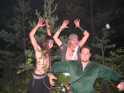 LARP : Tyr by Night