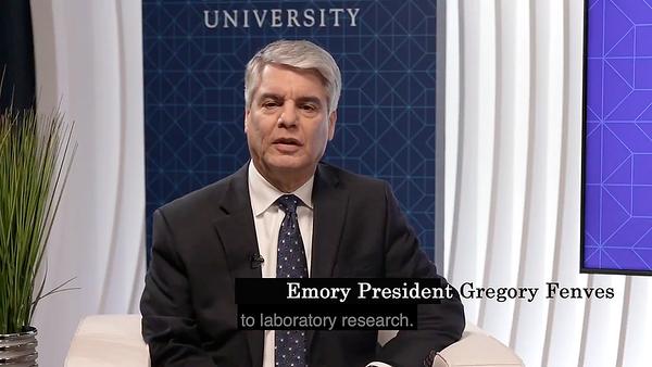 Emory University Zoom induction