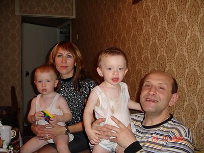 2008-10-25 ДР крестников -  Ануфриевы