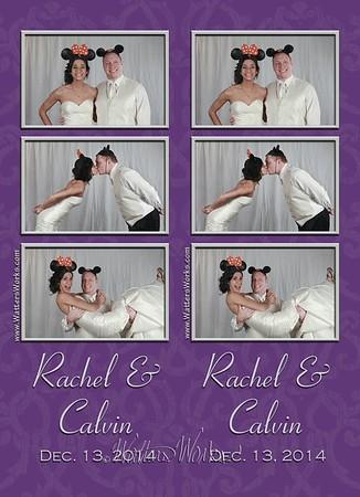 Rachel & Calvin