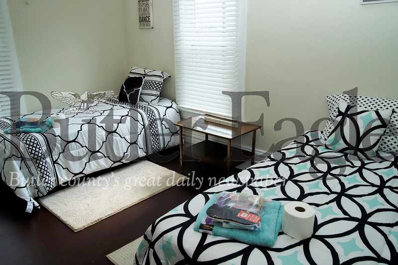 Robin's Home bedroom. Seb Foltz/Butler Eagle