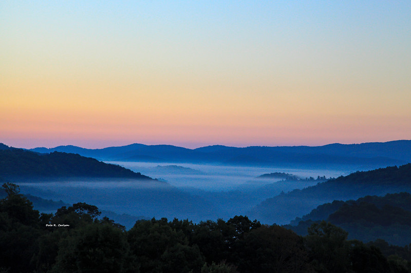 Blue Ridge Dawn