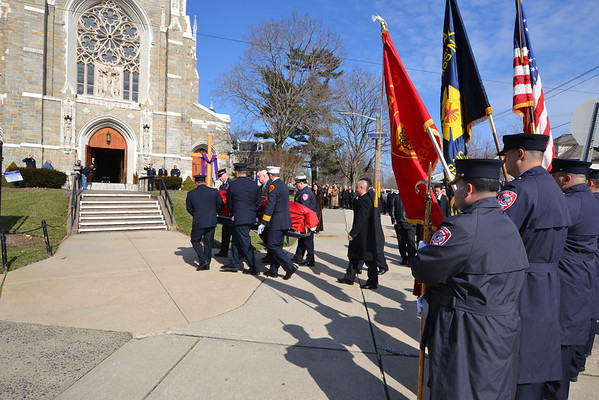 Passaic, NJ Retired Fire Chief Louis Imparato