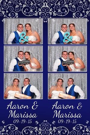 Aaron & Marissa's Wedding