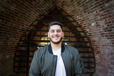Ali Saad Senior Portraits