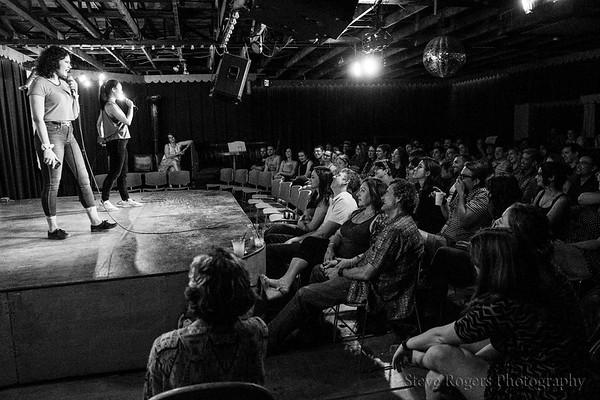 Austin Sketch Fest: Reductress Live, Pretty Boys, Carina Magyar