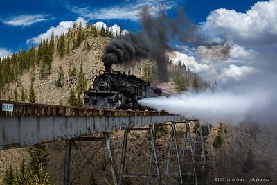 2015 Cumbres & Toltec Railroad - HeidiTown