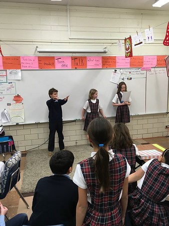 Fourth Grade Science Presentations