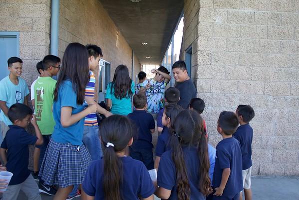 Kids Vespers - 1st & 2nd grades