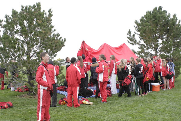 XC League Meet