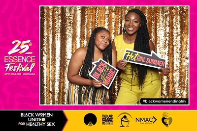 2019.07.05 Black Women United for Healthy Sex at Essence Fest