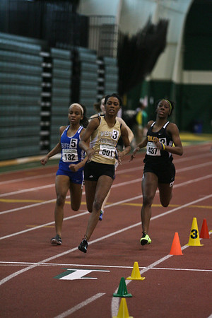 400M Prelims - 2013 MAC Indoor Meet