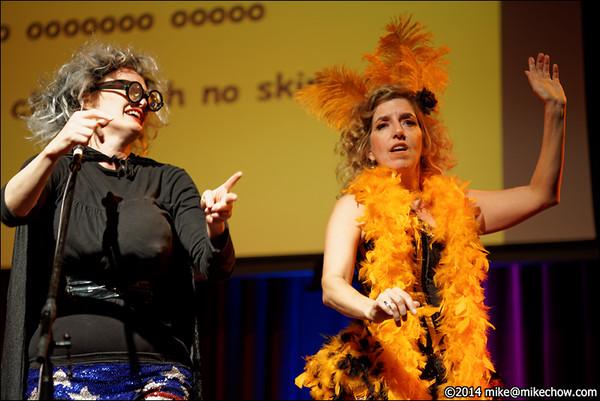 Miz Kitty's Parlour Fall Follies, October 11, 2014