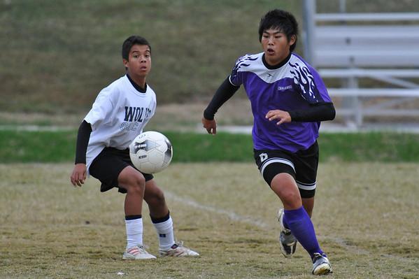 Lincolnton vs Challenger Soccer October 18, 2010