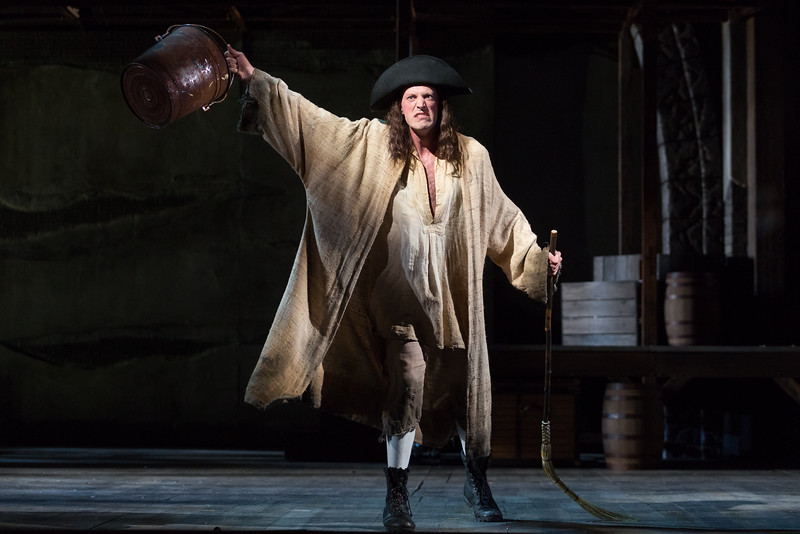 "Matthew Scollin as Martin in The Glimmerglass Festival's 2015 production of Bernstein's ""Candide."" Photo: Karli Cadel/The Glimmerglass Festival."