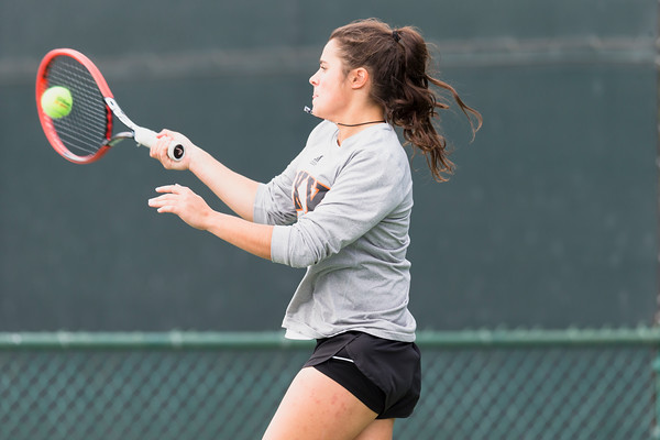 2019-2020 Women's Tennis vs Pomona-Pitzer (02-22-2020)