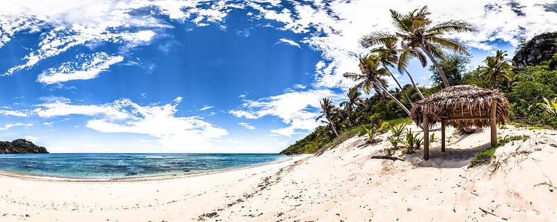 Lost Paradise at Monu Island - Mamanuca Archipelago - Fiji