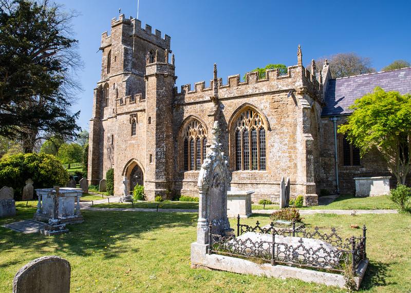 Loders Church