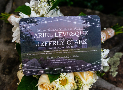 Levesque-Clark Wedding