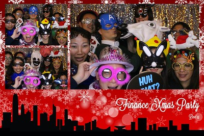 BAML Finance Christmas Party 09 Dec 2015