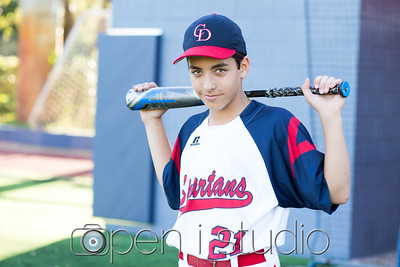 2017 Middle School Baseball